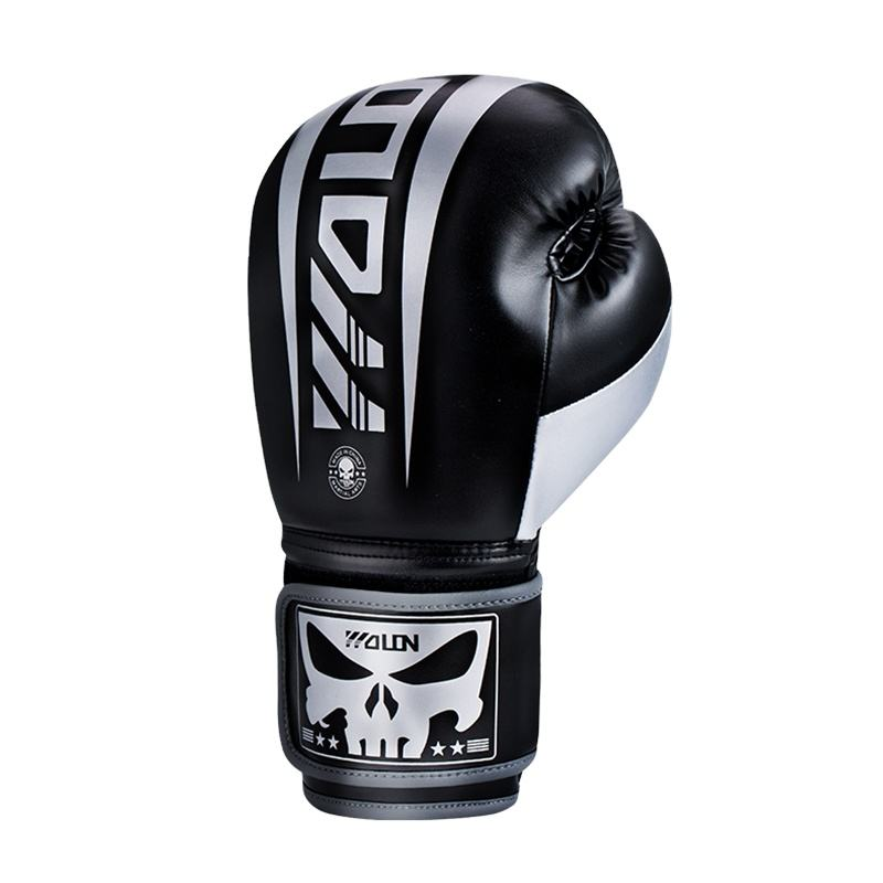 Professional Custom Logo Printed Boxing Gloves For Sale