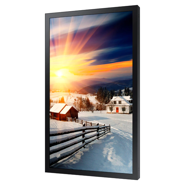 55 Inch Outdoor Lcd Totem Screen Monitor Digital Signage Prijs