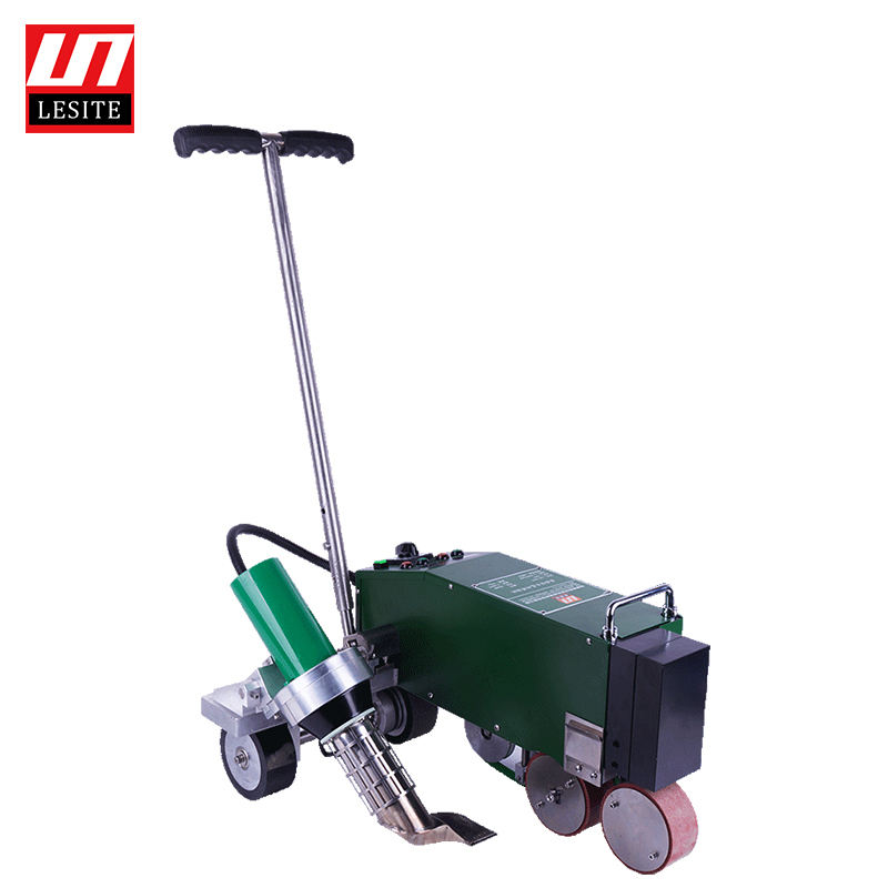 New Item PVC TPO Tarpaulin Canvas Hot Air Roof Welding Machine