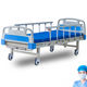Carefully Designed CE/FDA/ISO Certified Adjustable Antibiosis Mattress Multifunction Manual Detachable Hill Rom Hospital Bed