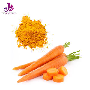 natural raw material beta carotene food color