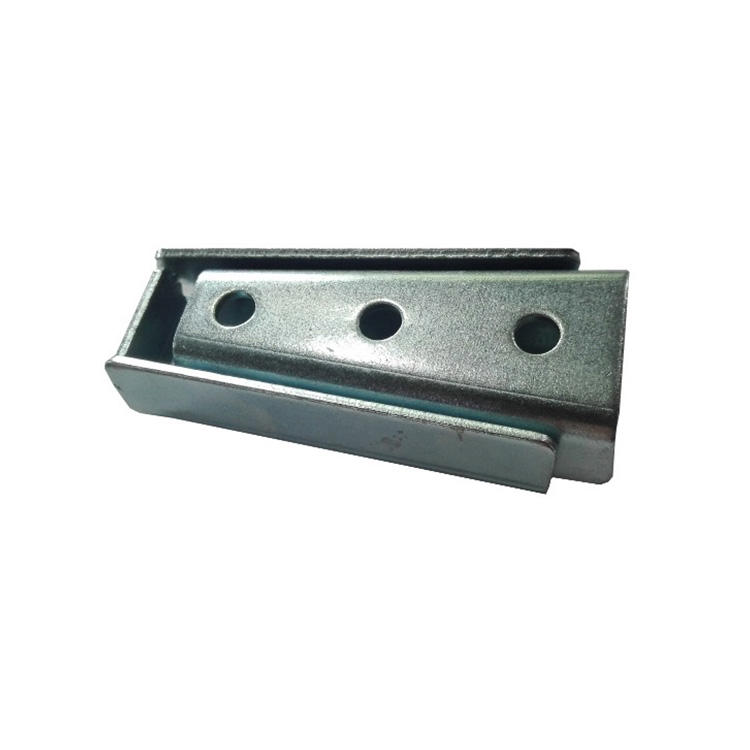 Iron [ Accessories Bed ] HF-28 Iron Furniture Connector Accessories Bed Section Sofa Sliding Connector