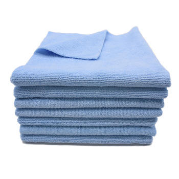 China wholesale nano microfiber cleaning towels, sew edge , edgeless all working car cleaning towels