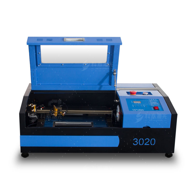 400*300 4030 50w co2 laser cutter for acrylic