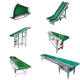 2020 Double face assembly line conveyor belt for Industrial workshop