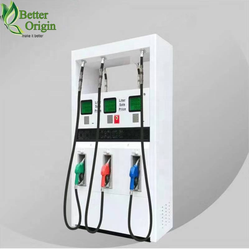 LCD display fuel pump dispenser fuel filling station equipment fuel filling machine