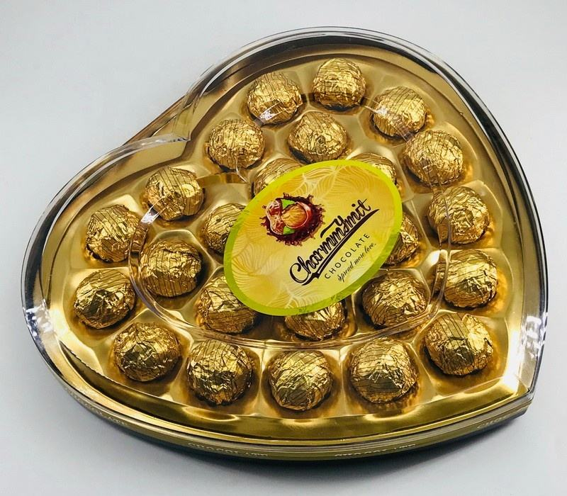 tasty snack sweet chocolates crushed peanut coating crispy biscuit filling with chocolate liquor OEM