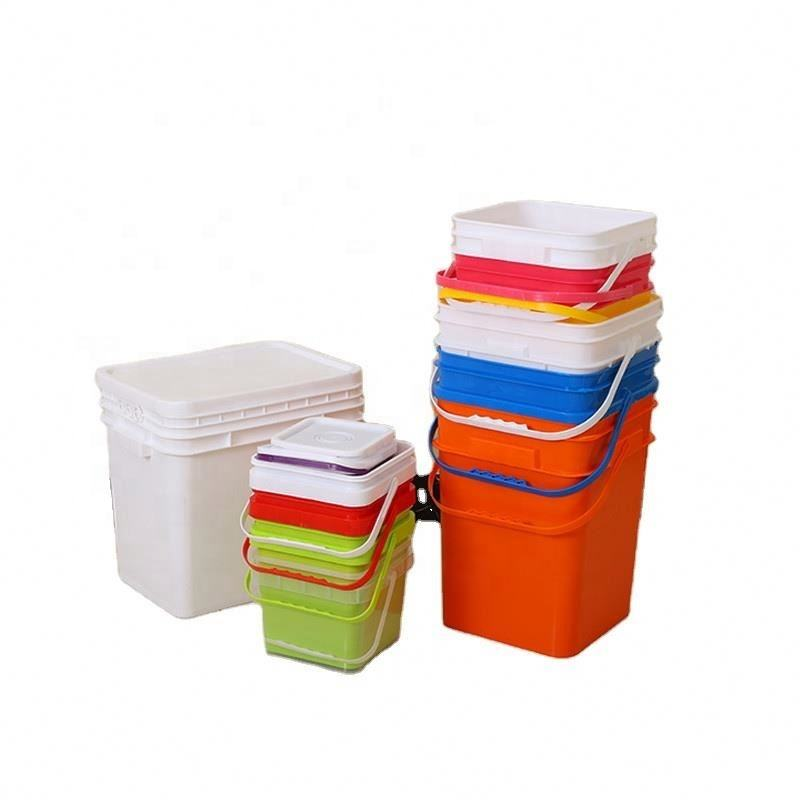 Hot-selling plastic bucket pail