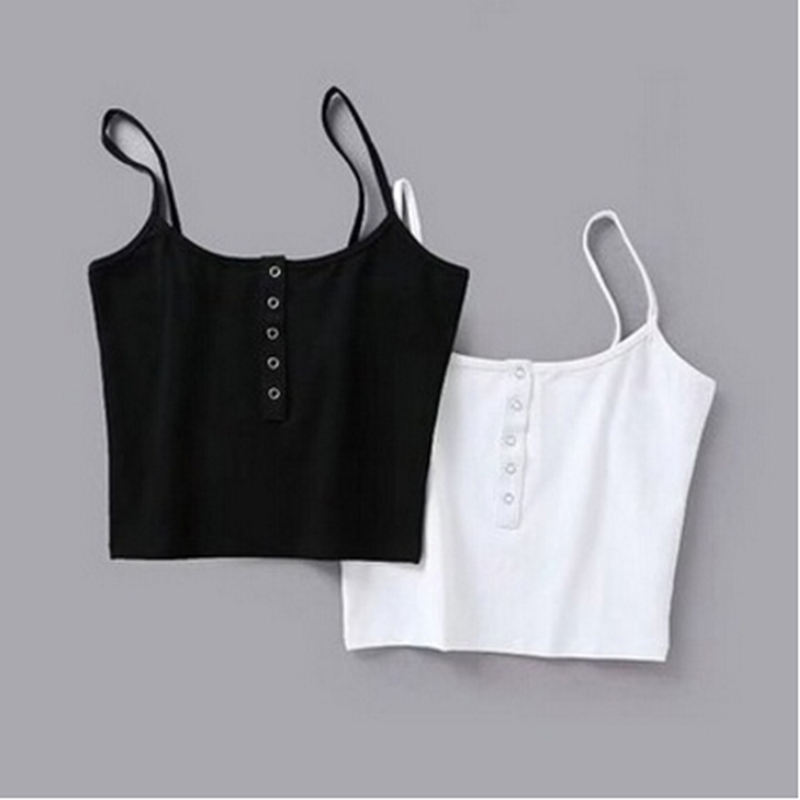 2020 Vrouwen Strap Crop Top Vrouwen Sexy Backless Lekkage Navel Effen Hemdje Coldker E Top Ademend Crop Tops