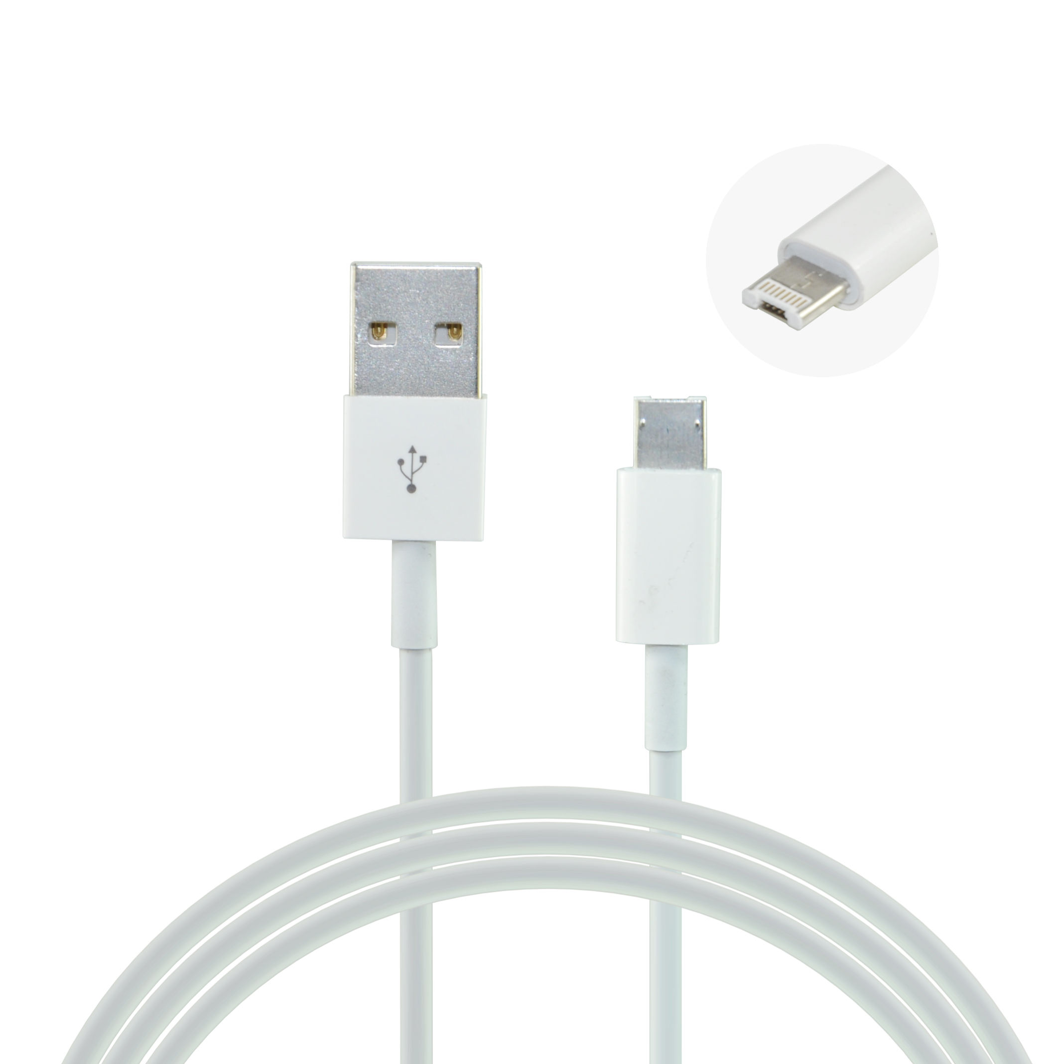 MFi Factory USB-A Cable for Iphone/Apple/Lightning MFi Certified TPE Material 100cm OEM Supported