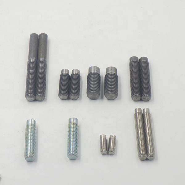 Welding Stud,CFL,3//8-16,2 In L,PK100