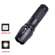 Customized 2000 lumens Tactical Torch light G700 Water Resistant Zoom A100 26650 18650 3AAA High Lumen 10W XML T6 LED Flashlight