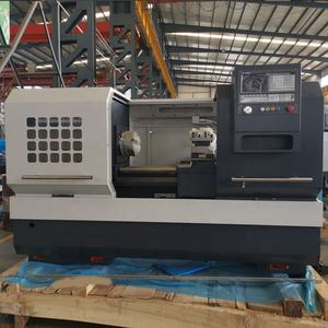 high quality flat bed competitive price mini automatic cnc lathe machine