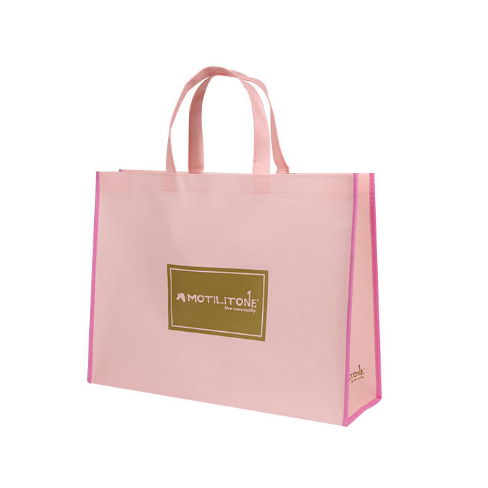 Custom Printed Factory Price Shopping Tote Carry PP Non Woven Bags