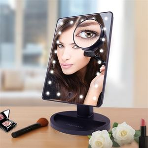 Hot Sell Espejos De Maquillaje LED Lights Mirror Make up