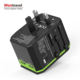 China mobile universal charger iec60884 travel adapter european popular gift set