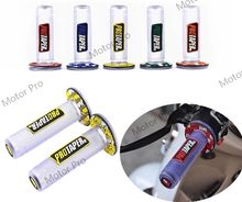7/8'' 22mm PRO TAPER transparent Clear Motocross Rubber Handgrip Grips Motorcycle Protaper Handle Grips