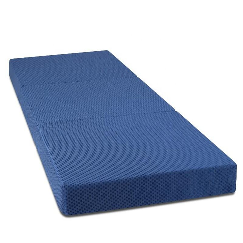 Foldable or collapsible memory foam mattress, mattress/collapsible foam/used hospital bed mattress