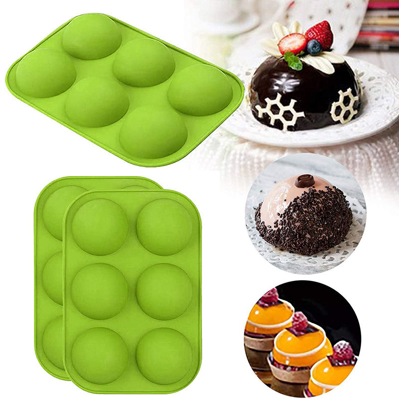 Free Sample Silicone Cake Baking Molds