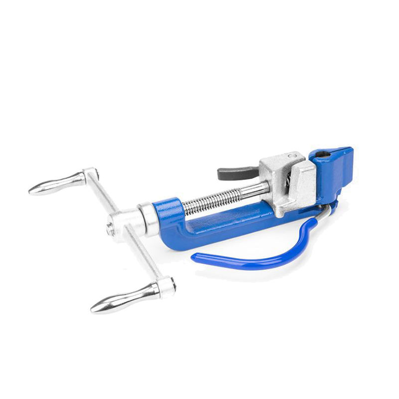 Manual Steel Strapping Band Alat Crimping Tool Steel Band Pengencang Alat