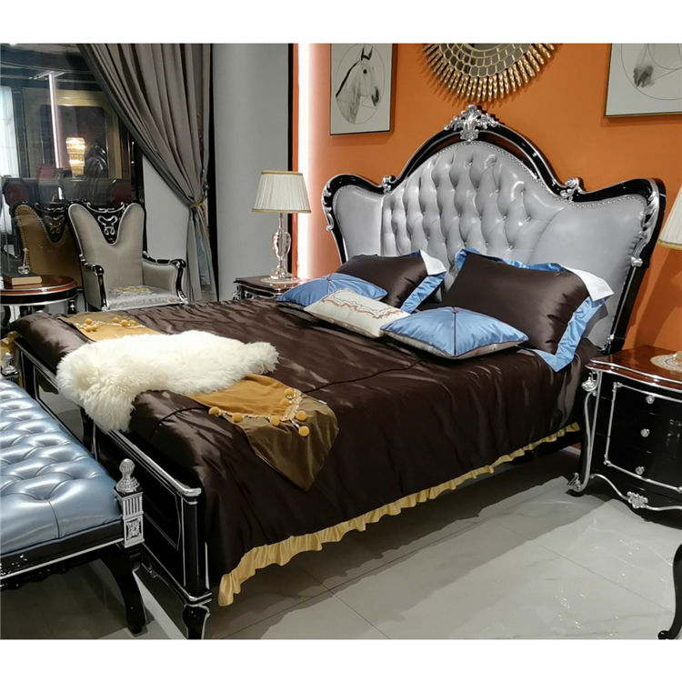 Other Modern Prices Wooden Beds Luxury Set Hotel Malaysia Bedroom Furniture