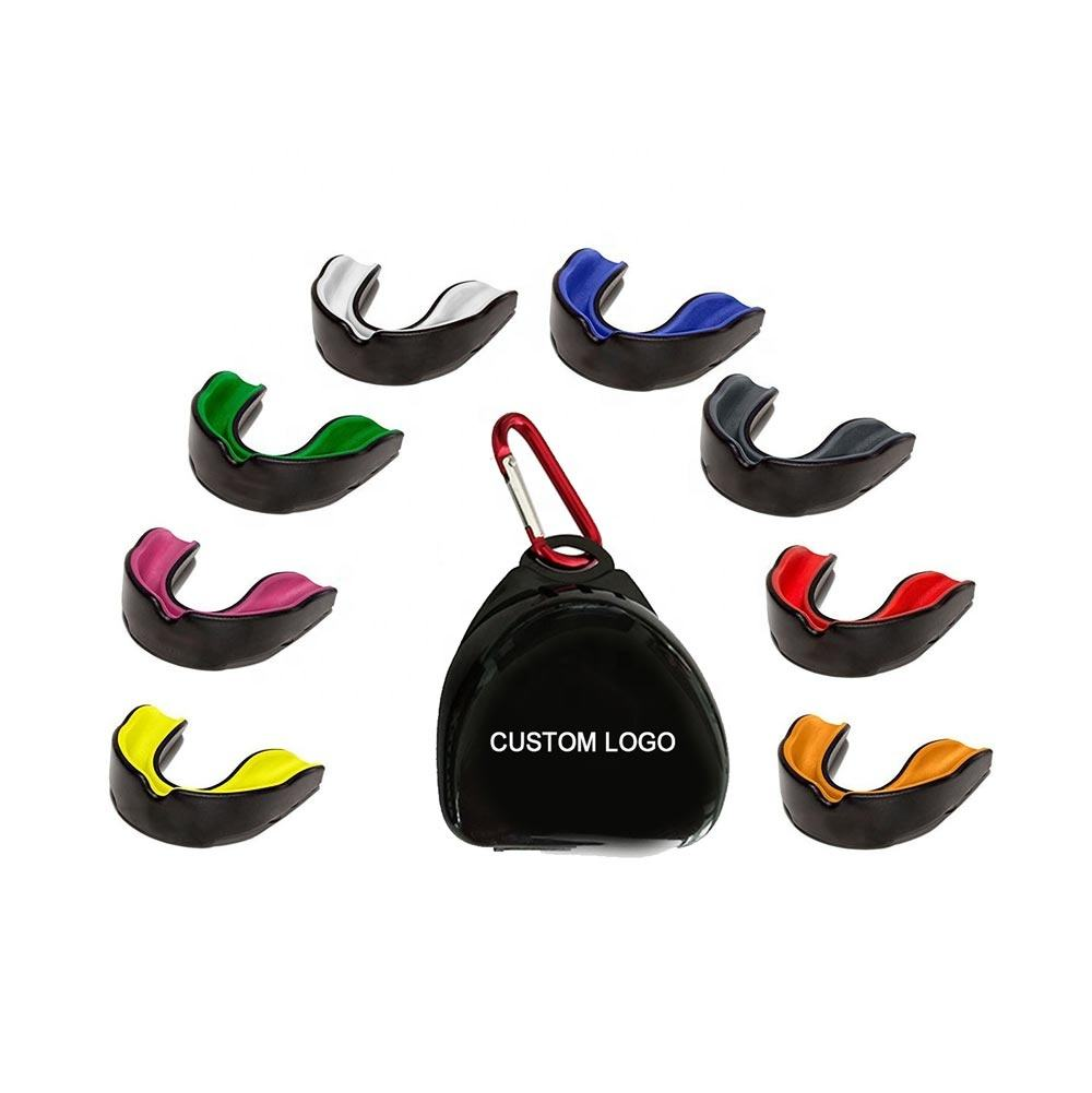 Factory wholesale free sample mouth guard boxing gumshield