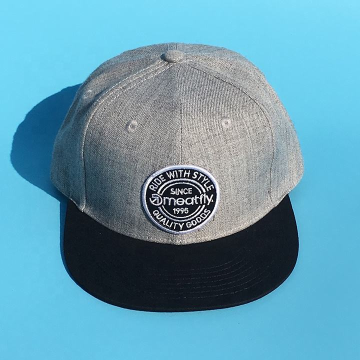 Embroidered Sports Oem Custom Hats Snapback Caps