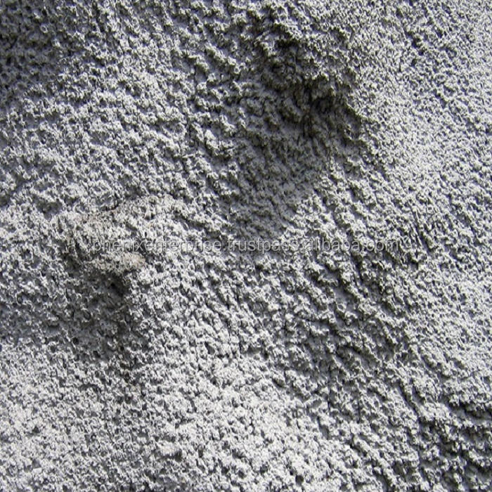Fly ash ASTM C618 brown or grey color