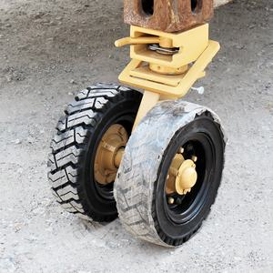 STARDRAWING ISO shipping container casters wheels for rugged ground