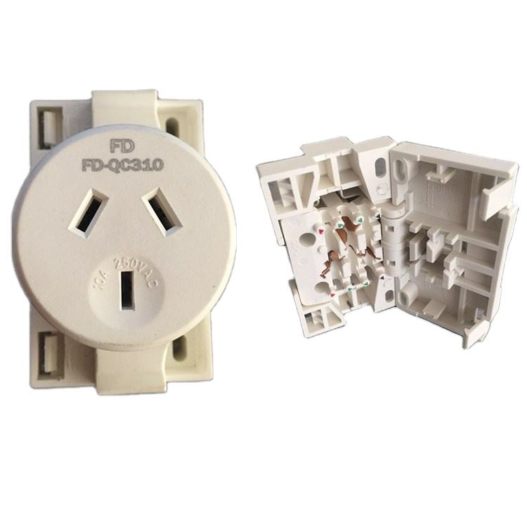 Saa Goedgekeurd Fnd Quick Connect Socket 413QC