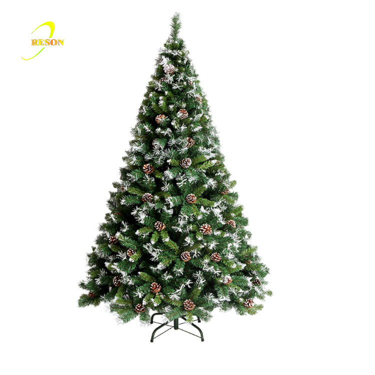 Festival PVC wholesale artificial christmas tree
