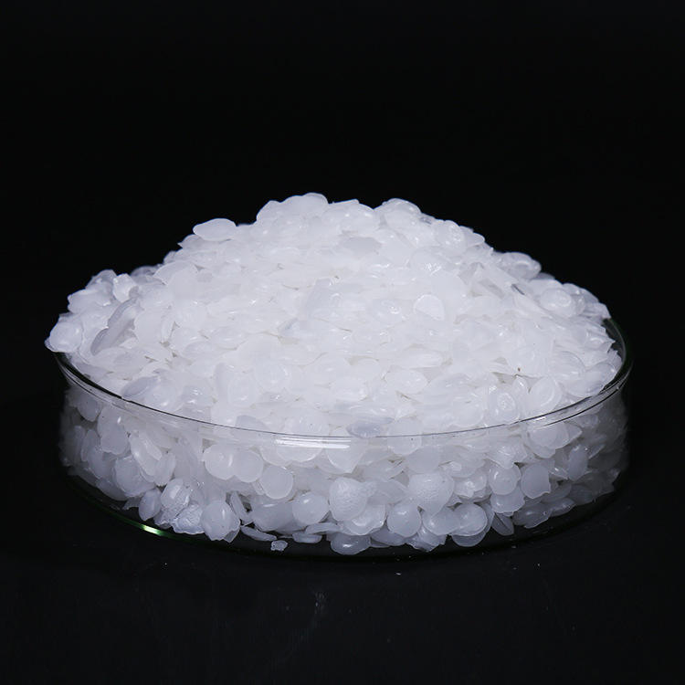 Inventory discount waved white led color for fully refined paraffin wax 58-60