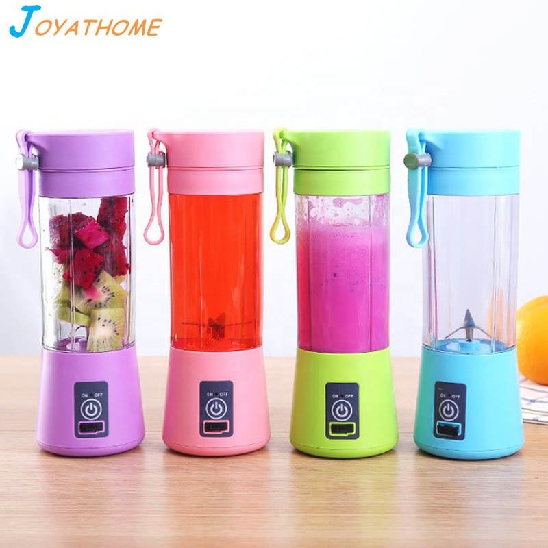 Joyathome 2/4/6 Blade Portable Fruit Juicer Blender Extractor Machine Fruit Ice Cream Mixer Multi-Function Food Processor