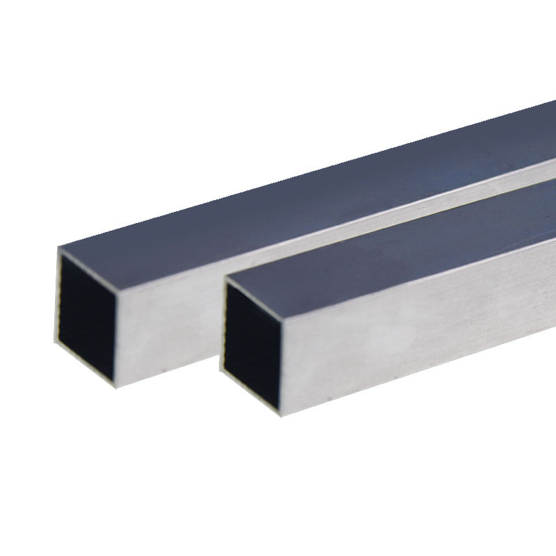 Factory direct supplier anodized aluminium square tube in low price