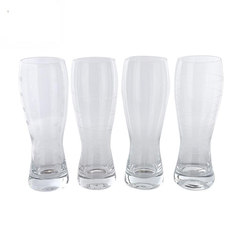 13.5 Oz Restaurant/&Hotel Quality Durable Tempered Glass BISTRO 12-Piece Water//Beverage Glasses Set