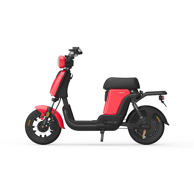 Wholesale Xiaomi HIMO T1 14 Inch 48V 350W 14Ah/28Ah Lithium Battery 60-120km Max Speed 25km/h Electric Bicycle Bike Motorcycle