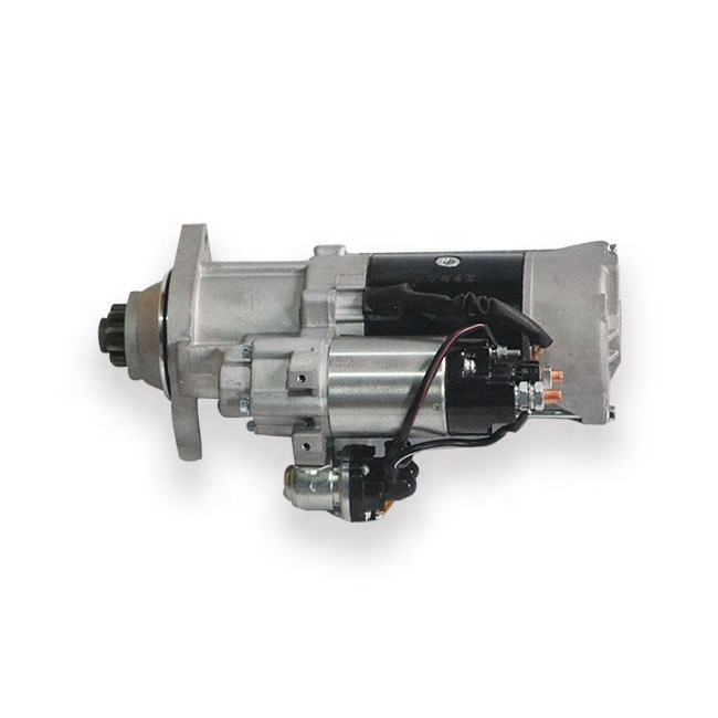 WeiChai spare part WD615 10 tooth reduce the speed 2827DF 9 horsepower starter motor