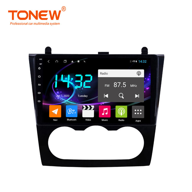 IPS 4G+64G Android 10 For Nissan Teana Altima 2008-2012 Car Radio Multimedia Video Player Navigation GPS RDS