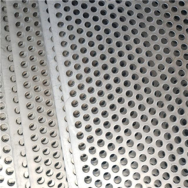 Pre-galvanized sheet Perforated Sheet Metal for construction