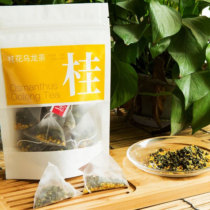 Hot販売高品質Organic Osmanthus & Oolong Flavor Tea