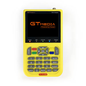 Factory Direct Cheap Price Original GTMEDIA Freesat V8 Finder Digital Satellite Finder with High Gain