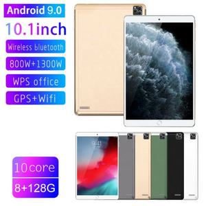 SENTER 10.1 Inch Kasar Tablet Pc Octa Core 1GB RAM 16GB ROM Android8.1 3G LTE 1280*800 IPS Dual Kamera Kartu Sim 3G Tablet PC
