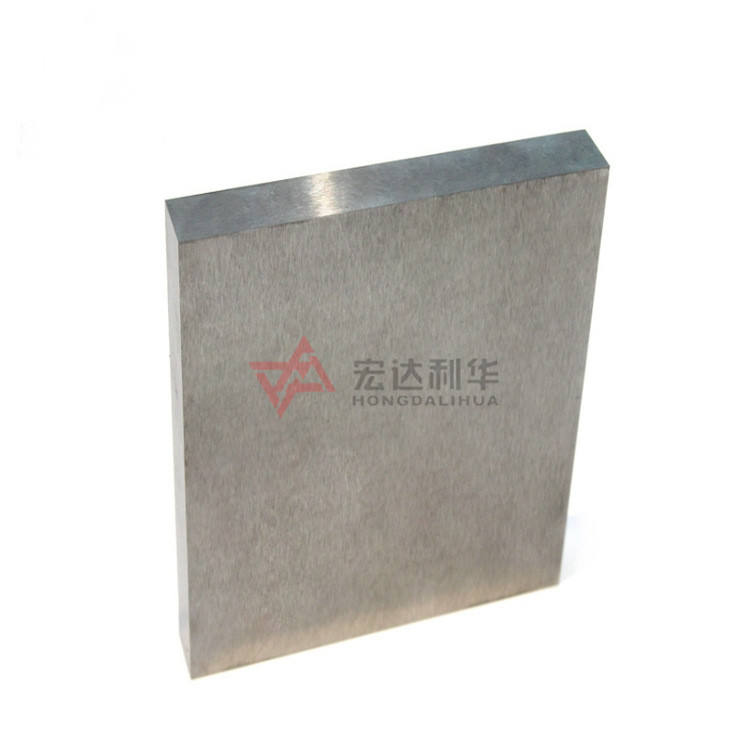 Wear resistance Sintered Tungsten Carbide Blank Sheets for wood workings