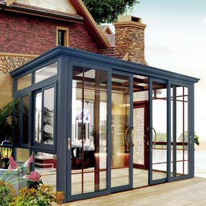 Latest price to build a sunroom design price from China
