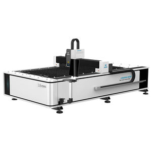 Made in china 1530 aluminum carbon steel SS cnc fiber metal laser cutting machine 500w 700w 1000w or 1500w