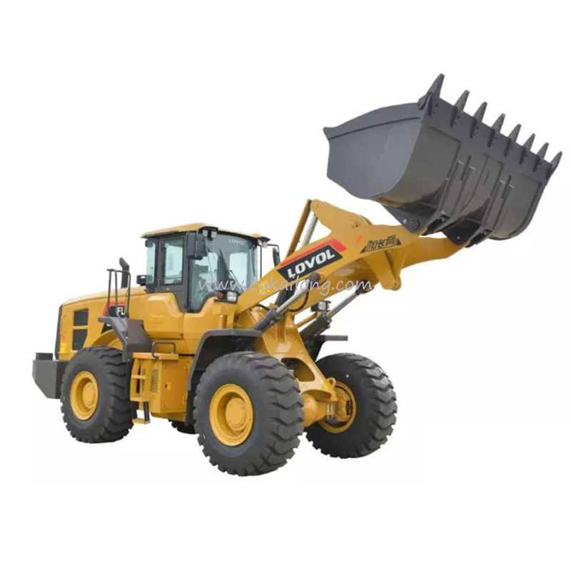 Foton Lovol FL956 Wheel Loader With Weichai WD615 Engine