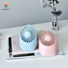 Handy Mini Portable Fan Outdoor Small Handheld USB Fan Mini Rechargeable Battery Electric Cooling Mini Fan