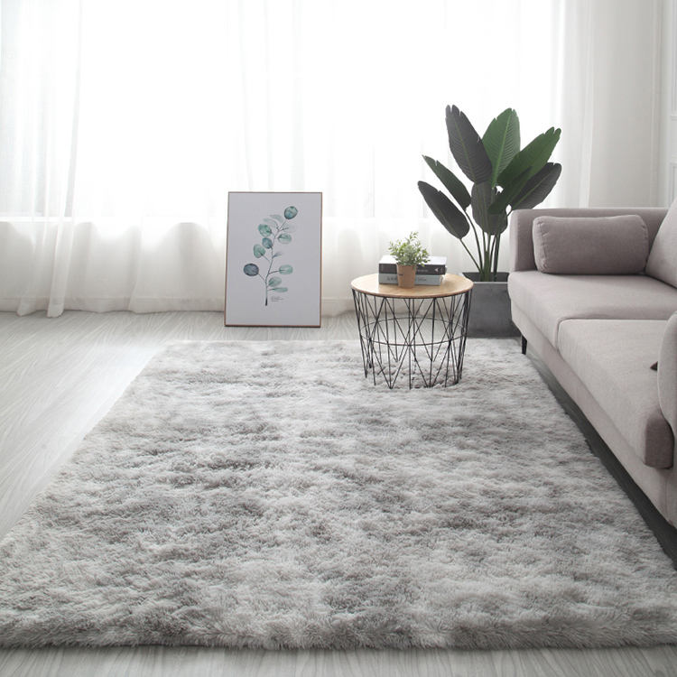 Meijialun Factory Direct Sale Living room plush rugs