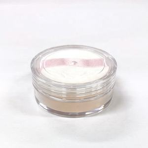 Extra smooth loose face powder made in Japan OEM