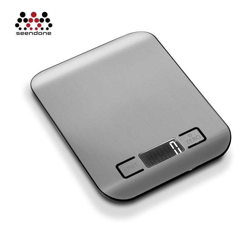 Digital Scale Digital Rechargeable Slim Digital Stainless Steel Electronic Kitchen Scale Etekcity Digital Food Scale